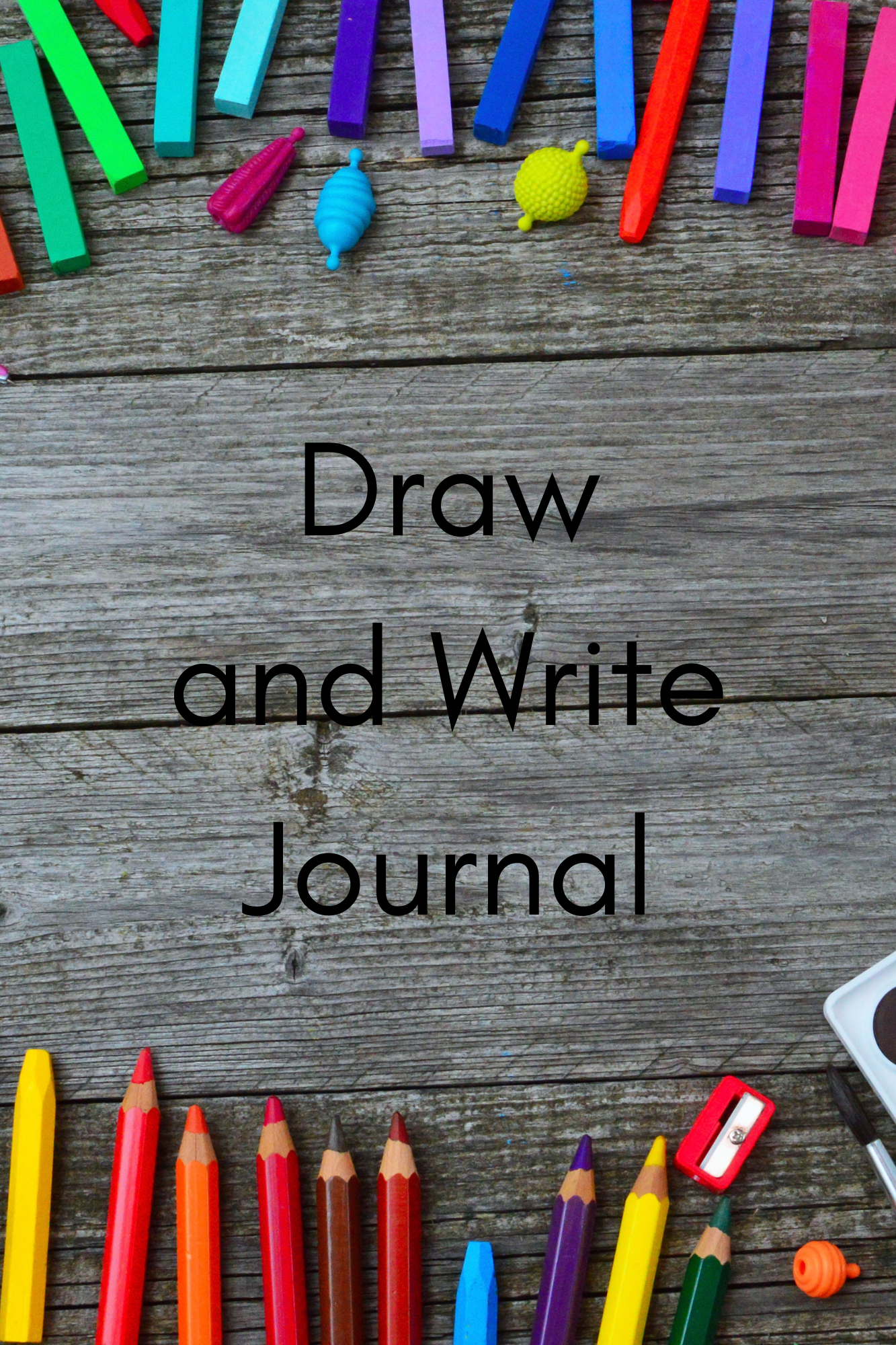 Draw and Write Planner